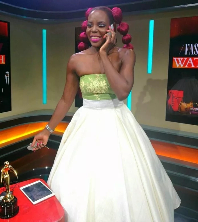 Lilian Muli and her crew trolled for their fashion