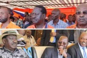 Fierce Kisumu rivals Ranguma and Anyang Nyongo charm residents after 'teaming up'