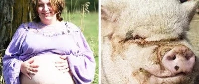 Woman Claims She Was Raped, Impregnated By Pig