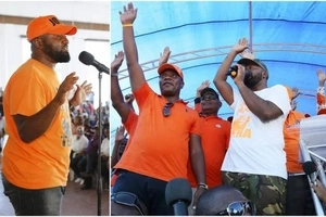 Joho reported after 'assaulting' journalist