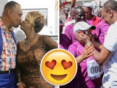 10 most romantic public couples in Kenya