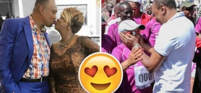 10 most romantic public couples in Kenya