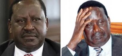 State House operative TORN APART for daring to mock NASA's Raila Odinga