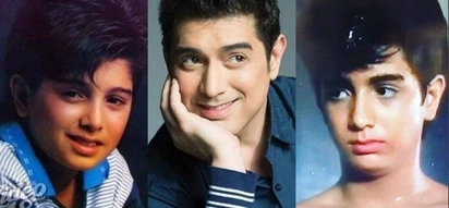 Ang pogi talaga! Young Ian Veneracion looks just as handsome as he is now