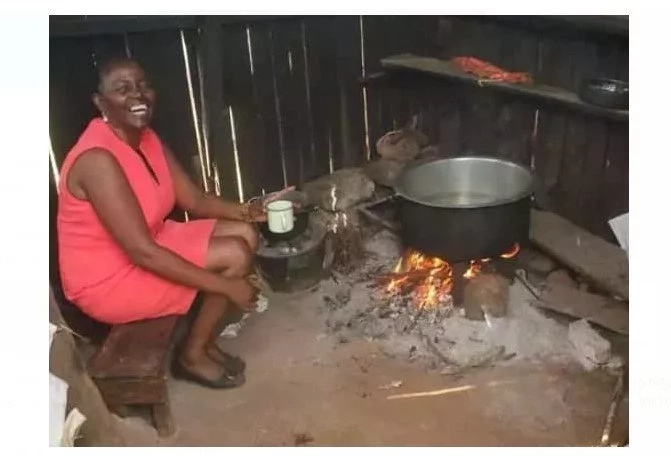 First Kenyan to be elected Australia Senator prepares tea in his father's smoky kitchen in Nyeri and its humbling