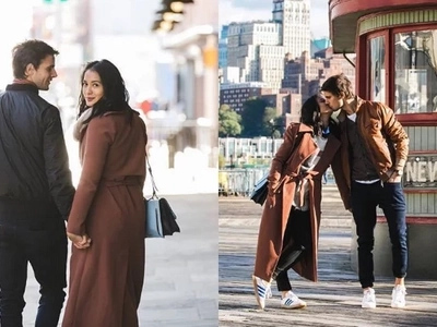 Goals! Isabelle Daza and husband are absolute sweethearts in these photos