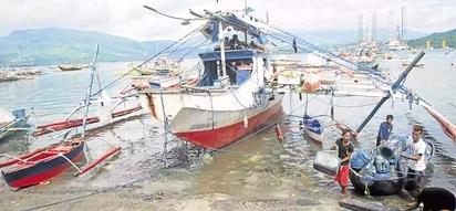 Finally! Fishermen return to Panatag Shoal