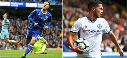 Eden Hazard promises to deliver if he plays on the wing against Barcelona