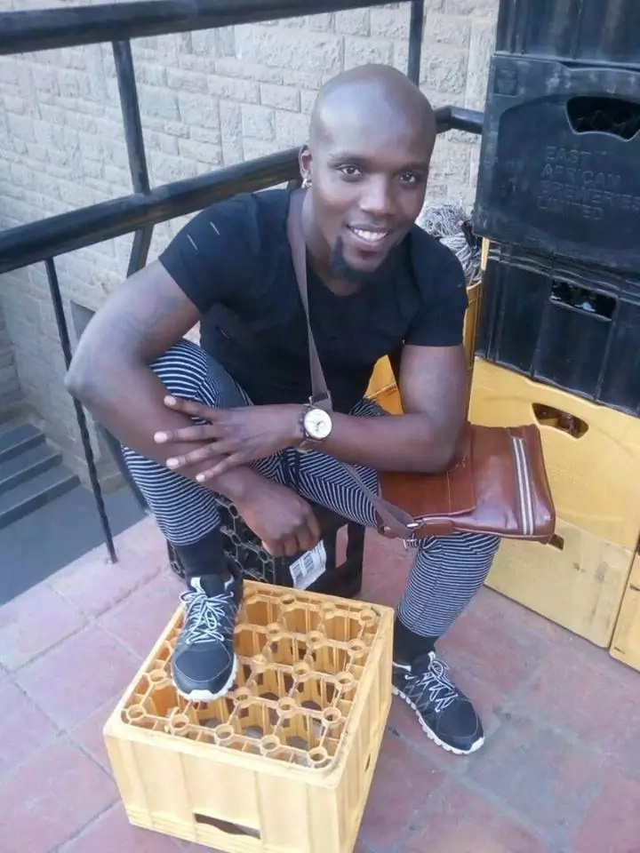 Anger and pain as Kenyan man goes missing mysteriously