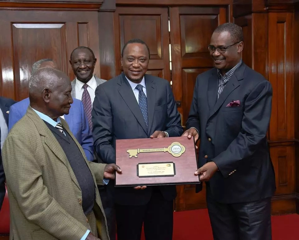 Uhuru rewards owner of the oldest BROTHEL in Nairobi