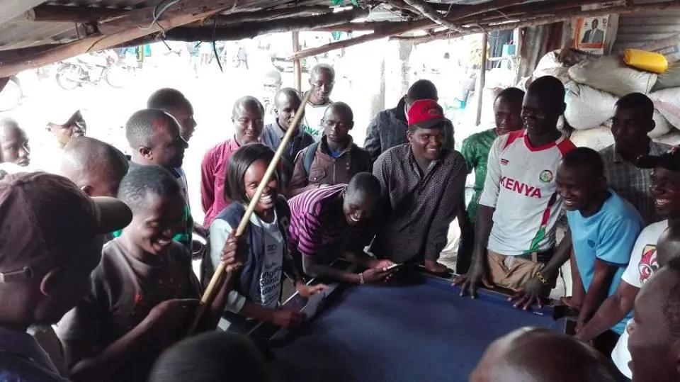 Kutana na Binti mrembo wa miaka 23 anayesaka Useneta Nairobi