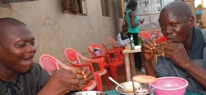 Chakula kipya: Hii ndiyo jamii inayokunywa supu ya Nyoka! (PICHA)