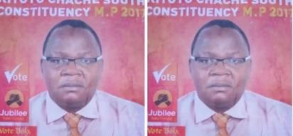 Huzuni yagubika Jubilee kufuatia kifo cha ghafla cha mwanasiasa wake mjini Kisii (picha)