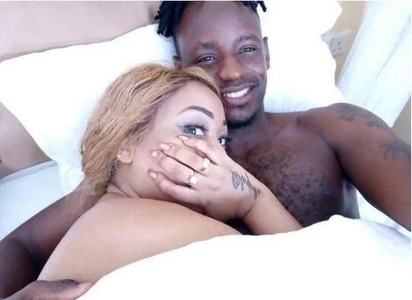 Aliyekuwa mpenzi wa Diamond apatikana akidanganya katika ndoa yake mpya