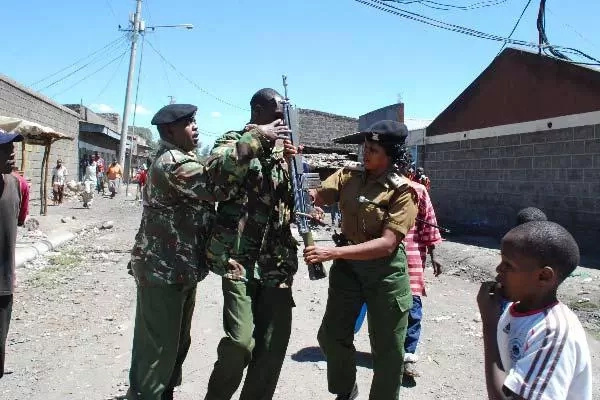 Jubilee Governor's bodyguard shoots himself over woman