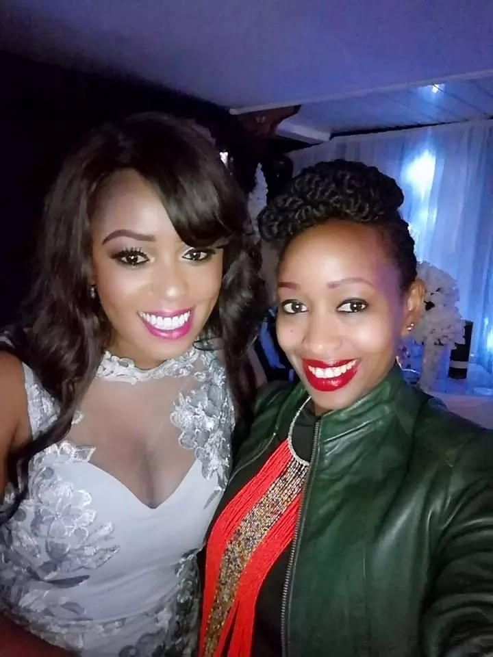 Janet Mbugua baada ya kuondoka Citizen TV ashiriki sherehe ya kuzaliwa Lilian Muli (Picha)