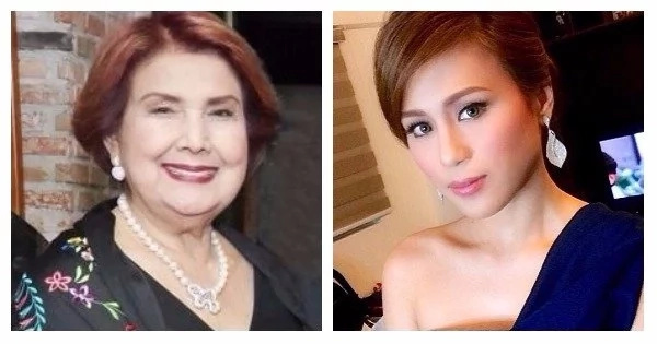 Classic beauties versus present-day Belle stunners. Comparing Philippine actresses of then and now. Top 20!