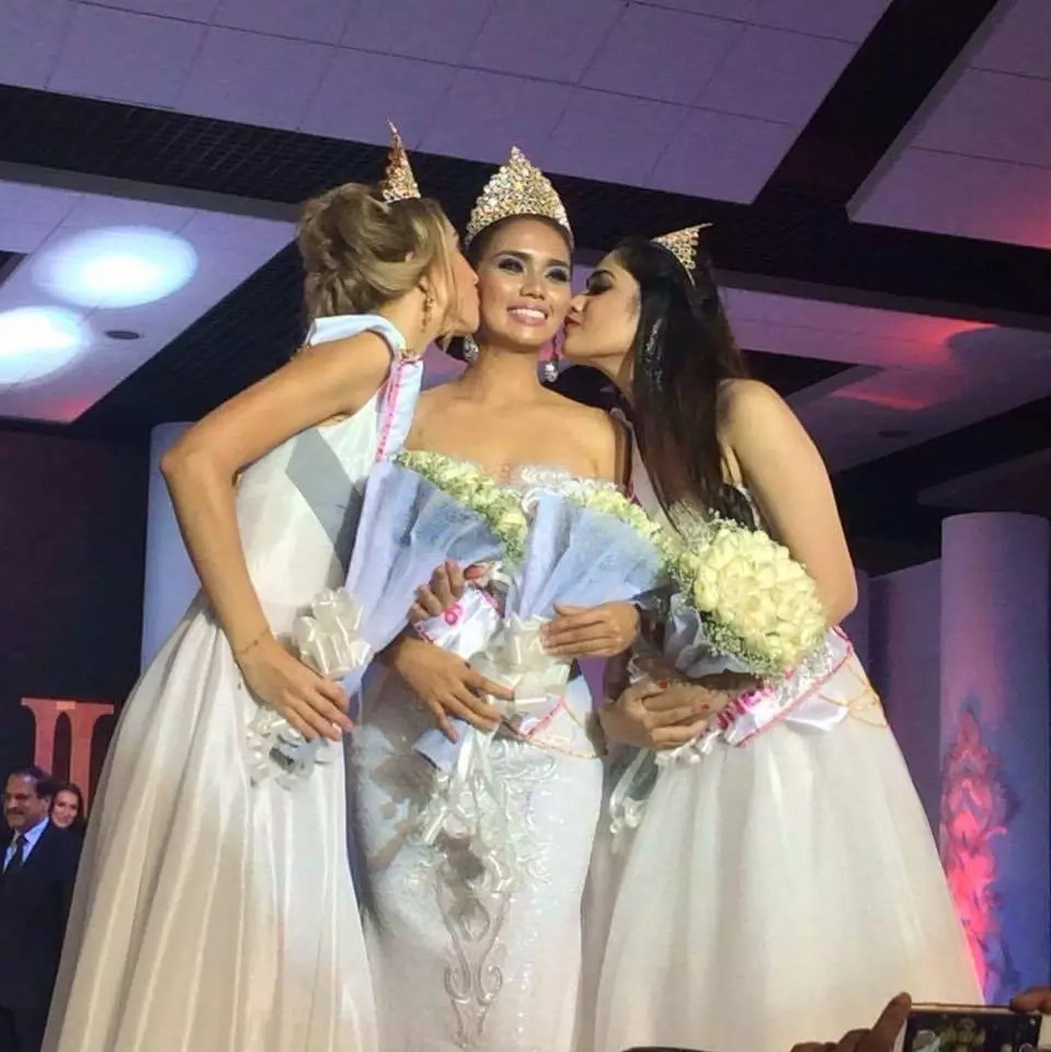 Trixia Maria Maraña wins Miss Asia 2016