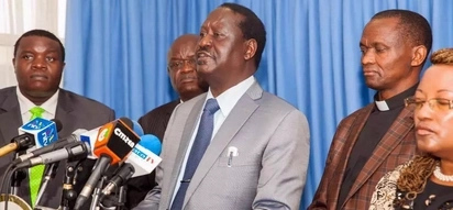ODM governor WARNED NEVER to sit next to Raila Odinga