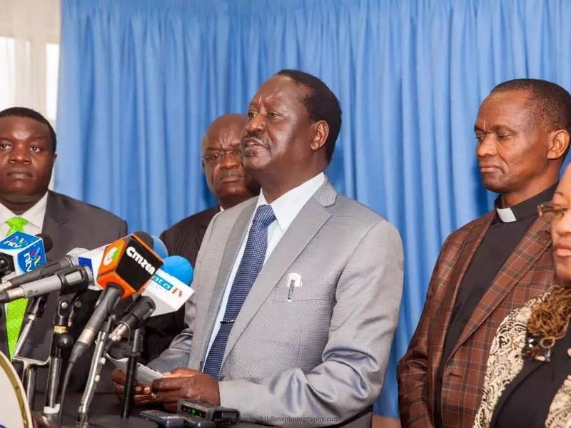 Social Media Explodes With Raila's List Of Eurobond Saga 'Masterminds'