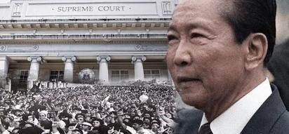 Pagkamatay ng hustisya! SC allows Marcos burial at LNMB despite his brutal legacy