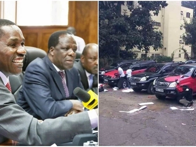 Powerful Kenyan Governors face 6 years jail time, details