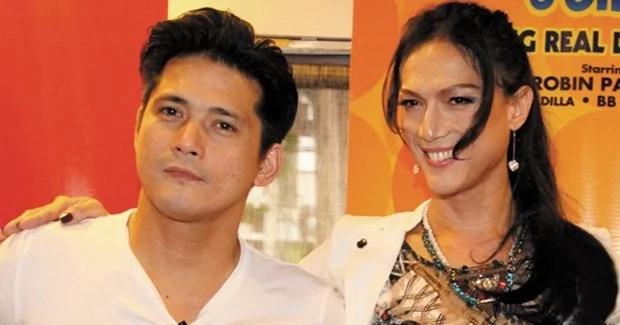 Robin Padilla now refers to BB Gandanghari as 'sister'