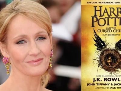 A bittersweet goodbye: J.K. Rowling says the 'Cursed Child' is the end for Harry