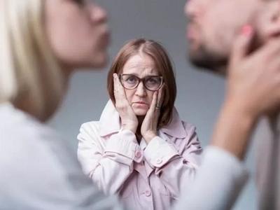 Me enamore del esposo de mi hija ¿Estoy bien o mal?