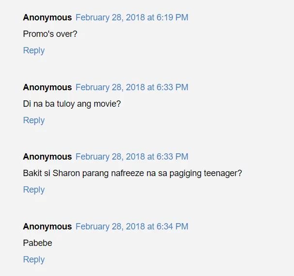 Nagselos kaya si Sen? Sharon Cuneta deletes throwback pictures with Gabby Concepcion on Instagram