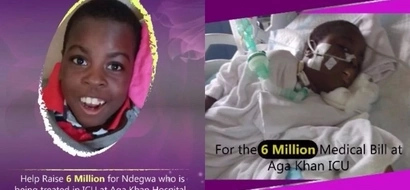 If you have a HEART please HELP this little Kenyan boy