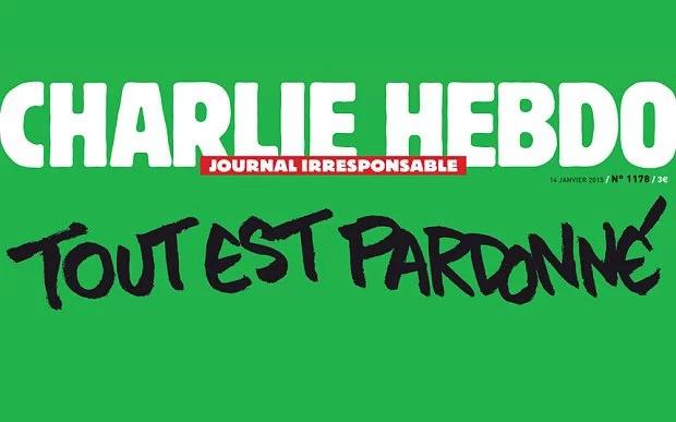Charlie Hebdo de nuevo está bajo amenaza
