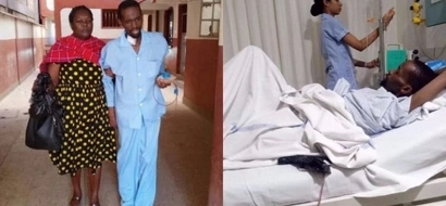 Kenyans come together to SAVE university student fighting cancer
