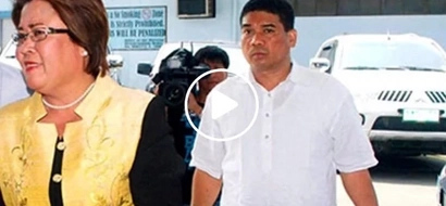Eto na po! Lover Dayan admits getting drug money from Kerwin for De Lima