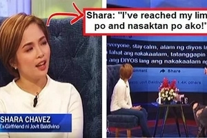 Jovit Baldivino's ex-partner Shara Chavez reveals her side of the story in explosive interview: 'Nagtiis po ako ng sobrang dami... Sobrang sakit!'