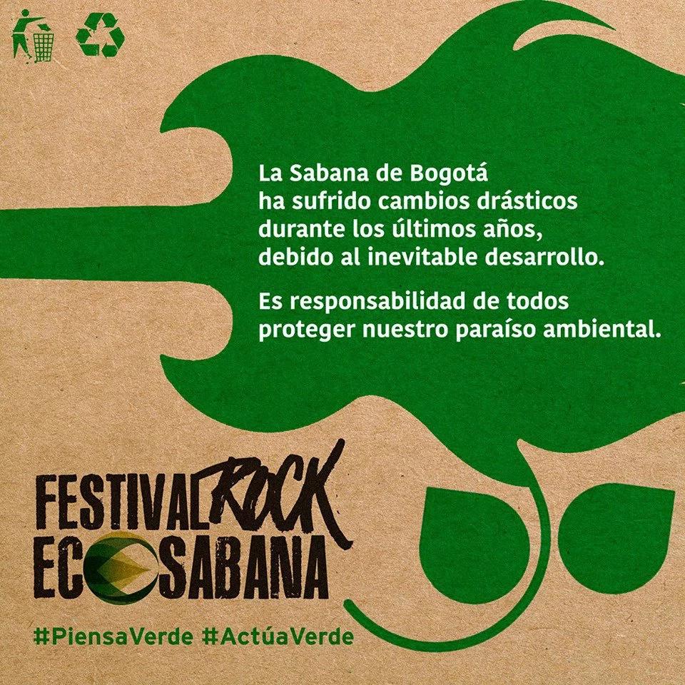 Rock para el medio ambiente