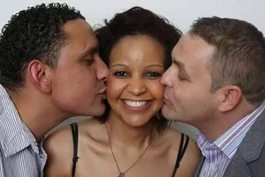 Woman who is married to two men narrates how she handles their URGES