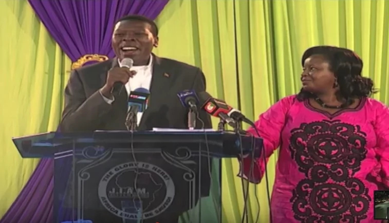 Why Margaret Wanjiru's son does not want her for Nbi governor