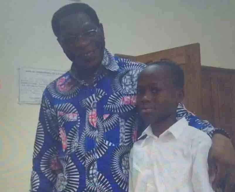 11-year-old boy sits for high school final exam 7 years early and passes with top grades (photos)