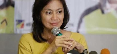 Be wary of your words, Robredo tells Duterte
