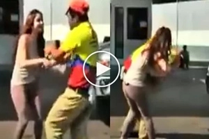 What is She Doing? Netizens Share a Viral Prank Video with This Crazy Beautiful Pinay!