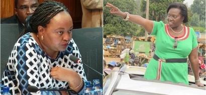 Blow to Anne Waiguru in race for Kirinyaga governor
