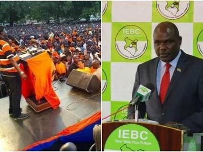 IEBC wins case against NASA