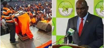 IEBC waonywa dhidi ya kuuandaa uchaguzi wa Urais Mombasa