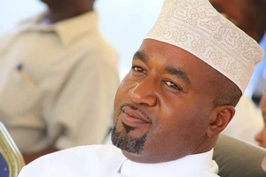 Joho's girls cause a stir on social media after they dress like this to support the Mombasa governor (photos)