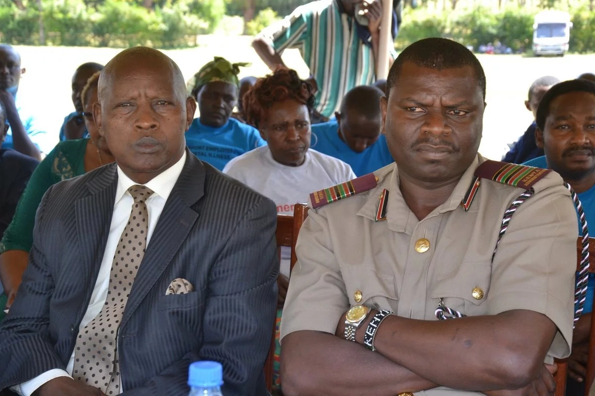 Nyeri County Deputy Governor Mutahi Kahiga to take oath of office for governor on Monday