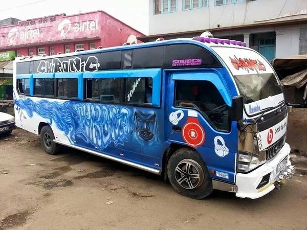 Marvelous and Mwamba matatus the best in Nairobi