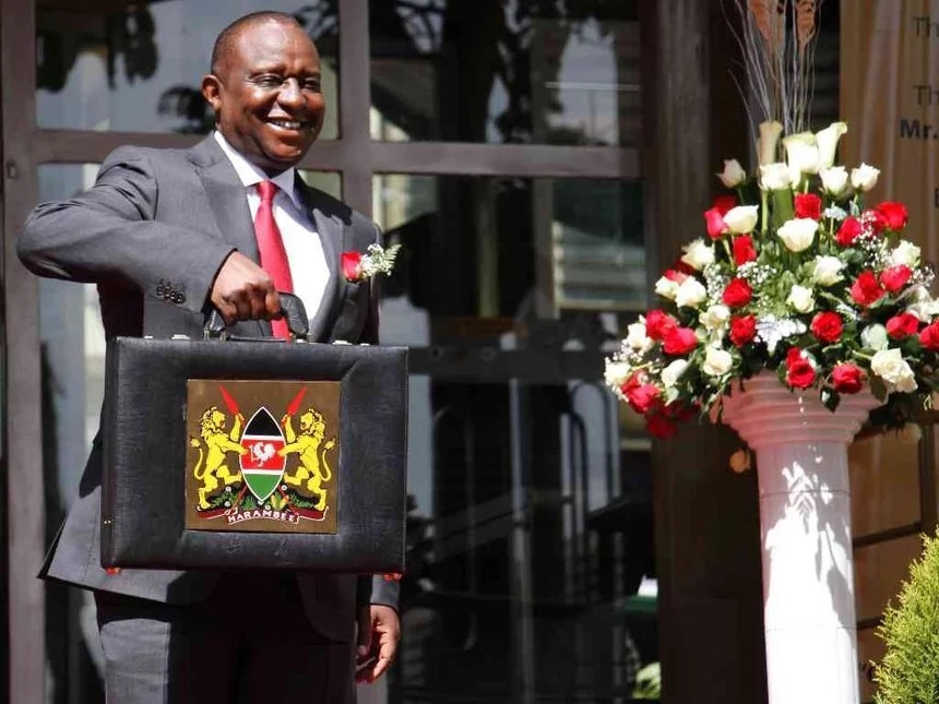 Rotich: Government never gets broke