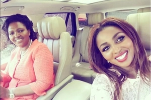 Daughter to Kenya's richest woman explains how she became a millionaire