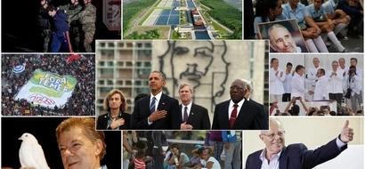 Los acontecimientos más importantes de 2016 en Latinoamérica